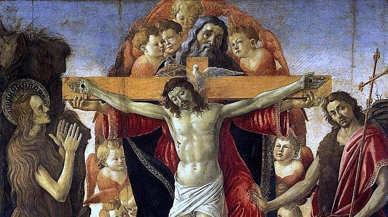Trinitarian theology