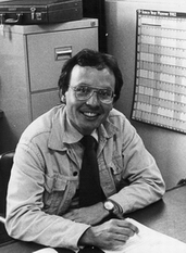1982 Logos staff