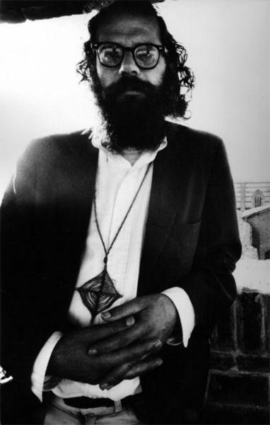 Allen Ginsberg, Beat poet
