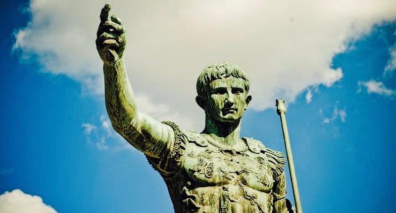 No Caesar but Christ